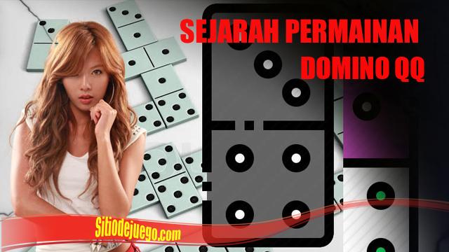 Sejarah Membahas Domino QQ
