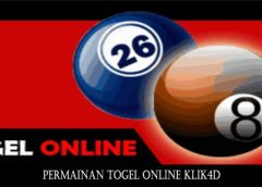 Permainan Togel Online Klik4D