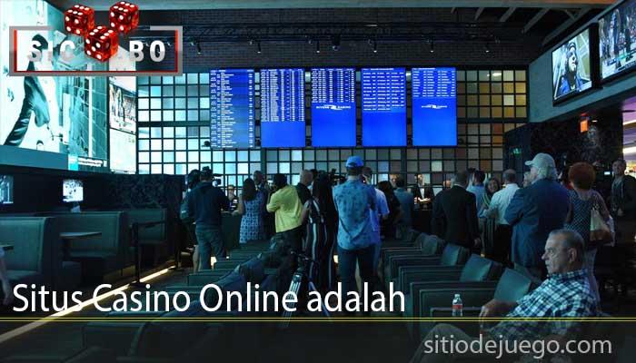 Situs Casino Online adalah